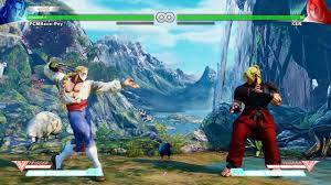 street fighter v how to adjust the motion blur with high and max