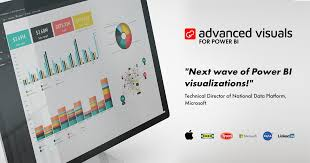 Power Bi Line Chart Multiple Series Advanced Combo Visual Advanced Visuals For Microsoft Power