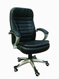 A good office chair should ease the tension that results from ...