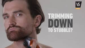 How To Cut Designer Stubble Learn How To Trim Your Beard And Stubble With The Vs For Men Beard Designer