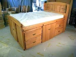 full size bed with storage underneath. Perfect Full Full  Intended Full Size Bed With Storage Underneath