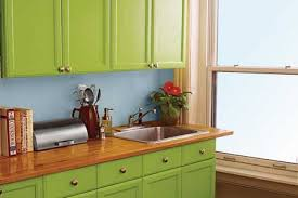 lime green cabinets. Beautiful Green These Lime Green Painted Kitchen Cabinets Brighten Up This Country Kitchen And Lime Green Cabinets G