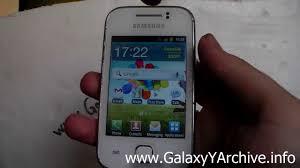 for Samsung Galaxy Y GT-S5360 ...