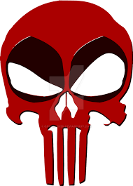Deadpool punisher Logos