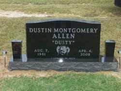 Dustin Montgomery Allen (1981-2009) - Find A Grave Memorial