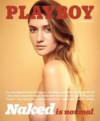 Playboy Magazine Is Bringing Back Nude Photos