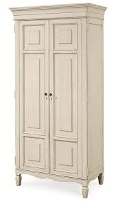 2 Door Tall Cabinet by Universal Wolf and Gardiner Wolf Furniture