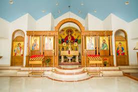 Greek Orthodox Church Design Saint Peter The Apostle Greek Orthodox Church