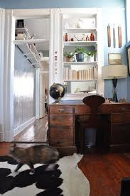Eclectic home office alison Polka Dot Alison Jeffs Eclectic Williamsburg Railroad Green Tour Pinterest Alison Jeffs Eclectic Williamsburg Railroad Apartment Digs
