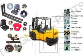 forklift parts top global parts Komatsu Forklift Wiring Diagrams Halla Forklift Wiring Diagram #23