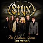 Live at the Orleans Arena, Las Vegas