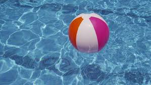 Exellent Beach Ball In Water B For Design Inspiration