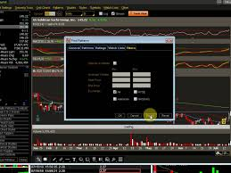Thinkorswim Stock Scan Using Prophet Charts