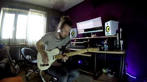 Stanley Kuffenheim - Electric blau / Phil May Grey / solo cover - YouTube
