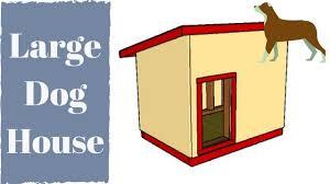 large dog house plans. Unique Large With Large Dog House Plans O