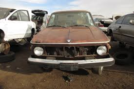 All BMW Models bmw 2002 t : Junkyard Find: 1974 BMW 2002 - The Truth About Cars