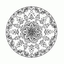 25 Het Beste Mandala Kind Kleurplaat Mandala Kleurplaat Voor Kinderen