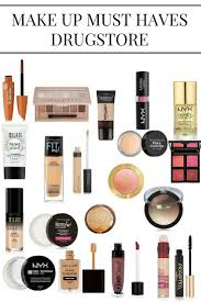 basic makeup items for las mugeek vidalondon makeup must haves edition silly crazy mama