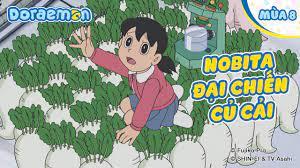 Doraemon S8 - Tập 372: Lạc vào vùng đất bánh kẹo