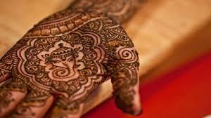Ganpati Mehndi Design Ganesh Chaturthi 2019 Ganpati Bappa Mehndi Designs And