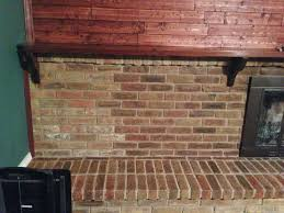 beneath my heart trend how much to put in a fireplace trend wilker do s diy stain fireplace brick