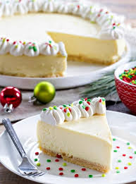 Holiday Cheesecake How To Decorate A Festive Christmas Dessert