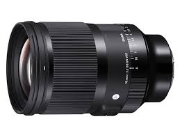 Sigma 35mm F1 2 Dg Dn Art Coming To Full Frame Sony And L
