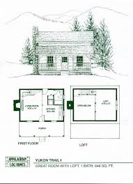 log cabin home plans with loft beautiful log cabin floor plans texas luxury small cabin house