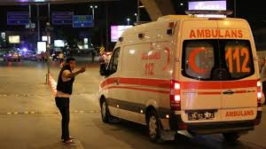 Image result for ambulans night