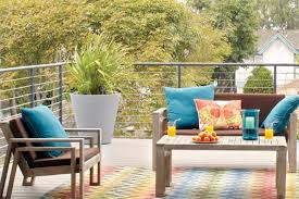 balcony design ideas for various types of balcony balcony design idea with zen nuance with balcony furnished small