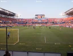 Bbva Compass Stadium Section 137 Seat Views Seatgeek