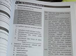 Soal bahasa inggris kelas 5 hobby. Kunci Jawaban Buku Solatif Bahasa Indonesia Kelas 7 Revisi Sekolah