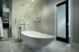 how to make clear glass opaque view in gallery modern with a rain glass door