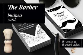 barbershop business cards the barber business cards templates business card templates