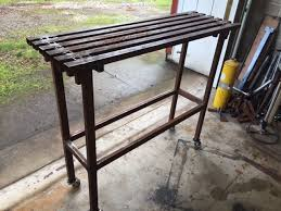 cool welding tables