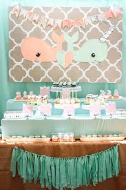 Party Frosting Peas In Pod Twin Baby ShowerBaby Shower Theme For Twins