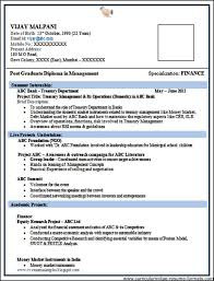 Gallery Of Professional Resume Format For Freshers Doc Free Samples