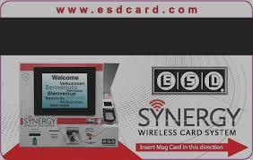 synergy mag card