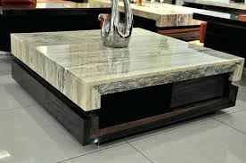 white stone coffee table modern stone coffee table modern marble coffee table jasmine white stone coffee