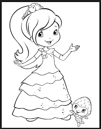 Small Picture Strawberry Shortcake Coloring Pages 2016 Coloring Pages Kids