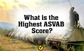 Army Afqt Score Chart What Is The Highest Asvab Score