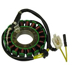 chinese cn250 parts gy6 250cc scooter engine ch250 cn250 cf250 18 coil stator for znen gy6 250cc