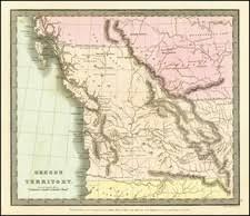 Antique maps by David Hugh Burr - Barry Lawrence Ruderman Antique ...