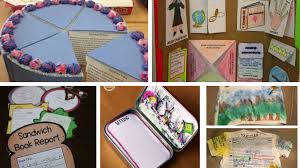 Creative Titles For Math Projects 15 Creative Book Report Ideas For Every Grade And Subject