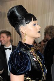 La Coiffure D Inspiration Gyptienne De Katy Perry Met Ball 2017
