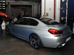 BMW Convertible bmw m6 coupe price in india : BMW M6 GranCoupe secretly unveiled at the Nurburgring | BMWCoop