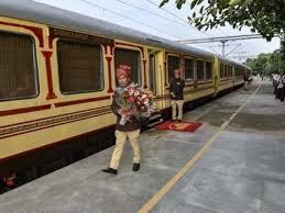 Ramayana Express Shri Ramayana Express To Be Flagged Off