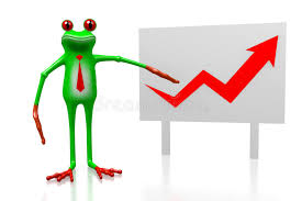 3d Frog Growth Chart Stock Illustrations 8 3d Frog Growth