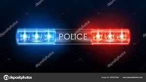 Why Are Police Lights Red And Blue Police Siren Lights Beacon Flasher Policeman Car Flashing
