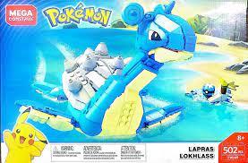 Mega Bloks Building Toys 52338: Mega Construx Pokemon Lapras Lokhlass ->  BUY IT NOW ONLY: $59.99 on eBay! | Pokemon lapras, Pokemon, Lego pokemon